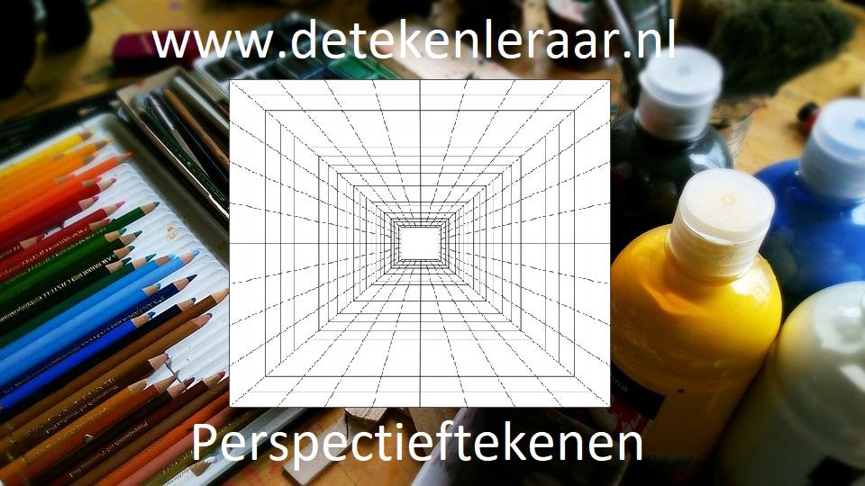 Perspectief tekenen